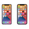 iPhone12のアイコンをiCloudウェブサイトで発見、小さくなったノッチを確認 新型Apple TVのアイコンも