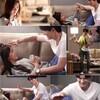 ジウォンさんのドラマ『君を愛した時間』4話の撮影シーンだそうです!!