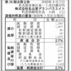 株式会社名古屋グランパスエイト 第29期決算公告