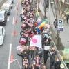 マジ?「アベハヤメロ アベハヤメロ」「私たちの歩いてく方が未来」 都心で安倍政権NOデモ開催 参加者たちがラップで絶叫