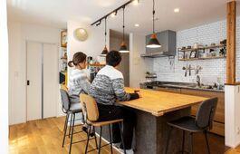 ふたりの夢の「ケーキ屋さん」を、兼用住宅建築からスタート!