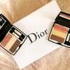 春満開…Dior春アイシャドウ、2色ゲット⭐️