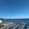 北海道の旅(その2)神威岬(かむいみさき)、函館、ニセコ、洞爺湖、室蘭、地獄谷