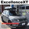 スズキエスクード1.4Lターボ x THULE ExcellenceXTルーフボックス