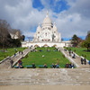 【フランス・パリ】モンマルトルの丘を歩こう!~サクレ・クール寺院からムーラン・ルージュまで~