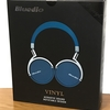 【レビュー】Bluedio Vinyl Stereo Rotary On-ear Bluetoothヘッドホン