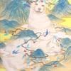 インタビュー06:日本画家・板垣夏樹さん  神聖な仮想動物が導く、ここではないどこか遠い世界
