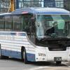 JR名古屋駅で見る⑥ 山梨交通バス