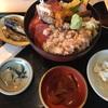 土浦魚市場 目玉定食1,600円😳息子と土浦管理組合へ😳