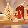 木のおもちゃと手仕事屋 かばんねこさんで、毎月月末におもちゃで自由あそびの日というのがある!