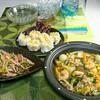 八宝菜とエビしゅうまいで凄い中華っぽく!