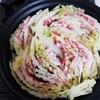 豚肉と白菜のミルフィーユ簡単料理だけどそこそこ満足