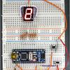 Arduino+7セグメントLEDでルーレット