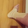 ランニングで足を壊した