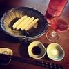 栃木土産のゆばと那須ワインを楽しむ!盛り付ける時「丸前角向」の意味を知る