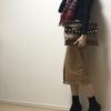 秋のコーディネート ~タイツ&ソックス~