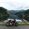 行き止まりの道 県道255号線で上大須ダムへ