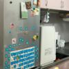 【暮らし】お金をかけずにキッチンを整理整頓してすっきりさせる⑤〜冷蔵庫・プリント〜