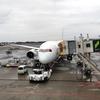 JAL便に乗って最初の目的地、フランクフルトへ向かう(旅行1日目②)