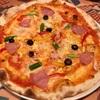 港南台の「パッパパスタ 港南台店」でピザとパスタ