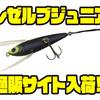 【DSTYLE】人気の小型羽根モノルアー「レゼルブジュニア」通販サイト入荷!
