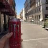 歴史の街イタリアへ。