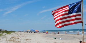 7月4日アメリカ独立記念日の様子と過ごし方①シティフェア