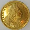 神聖ローマ帝国1711年カール6世戴冠メダル 6ダカット