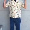 突撃!今日の松浦☆ 今日のテーマは『リゾート』 折角なんでCushmanのキャンバスメッセンジャーバッグを背負ってもらいました♬