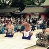 【住吉神社横綱奉納土俵入り】このクソ暑い時期に11月の話。