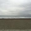 冬用ウェットスーツ(ドライスーツ)オーダー&ボード破損&サーフィン日記(2016/09/30・鵠沼・モモコシたまのsetハラ・オフ弱▽35)