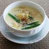 無調整豆乳使い切りレシピ、じゃがいものごろごろスープ