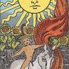 タロットカード:大アルカナ 太陽