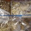 冷蔵庫の場所確保のため色々冷凍してみた~キノコと豆腐は冷凍保存が便利~