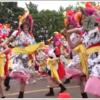 青森開催の東北六魂祭は雨交じりになりそう。