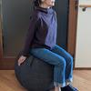 愛用するジーンズを長く履くために|自宅にいながらのトレーニングと痩せ見えコーデ法