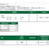 本日の株式トレード報告R1,07,25