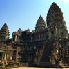カンボジア・ラオスの旅 [2] / アンコール・ワットを探る / What Angkor × 命を削った細かな作業 × タイムスリップした時間