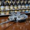 RPGモデル T-80U 製作中その2