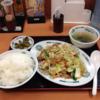 禁酒日のディナー(日高屋)