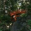 小石川後楽園の橋づくし
