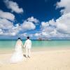 【結婚式準備】沖縄のビーチでフォトウェディング前撮りをしました