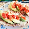 【メキシコ朝食】モジェテの簡単レシピ