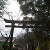 初詣 その3―母智丘神社―