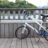 レンタサイクルで走り切れ!しまなみ海道縦断の旅(3)縦断スタート!尾道出発、向島から岩子島へ