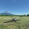 MSFS2020で富士山周辺を飛んでみた