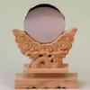 神道ではお馴染みの神鏡 雲形神鏡 神棚でも使われ始めています