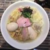 【今週のラーメン3636】Noodle Kitchen GUNNERS(川崎・新丸子)特製汐そば 〜明るい塩気に滋味あるエキス感!春祭り的トッピングの賑わいで季節先取り塩ラーメン!