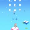 ハマるゲームアプリ「Ladder Cat」梯子を伸ばすシンプルゲー