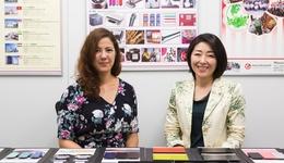 あのゲーム機も、あのカメラも……ブランドを「色」で支える武蔵塗料の技術力:IoT女社長、牧田がゆく